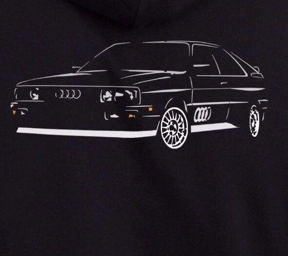 Ur Quattro t-shirt  classic sports rally car + hoodie