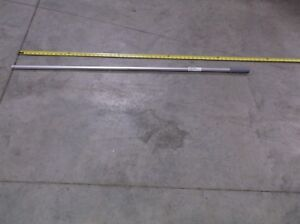 """Unger MH14G Pro Aluminum Handle for Floor Squeegees, 56"""" (QTY 1)"""