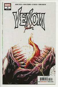Venom-3A-NM-2018-MARVEL-COMICS-1st-Appearance-of-Knull-DONNY-CATES-RYAN-STEGMAN