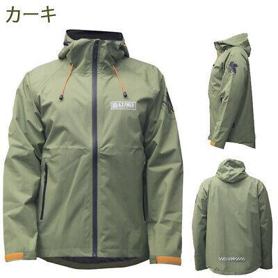 A.T.FIELD Evangelion Unit 01 Rain Jacket Waterproof Raincoat Rain Wear