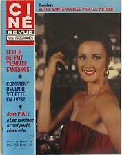 Ciné Revue n°11 - 1979 - Jean Piat - Lynda Carter - Maud Addams -