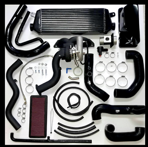 AVO Turboworld For 16+ Mazda Miata ND MX5 Base Turbo Kit w/ BOV and Panel Filter