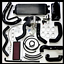 thumbnail 1 - AVO Turboworld For 16+ Mazda Miata ND MX5 Base Turbo Kit w/ BOV and Panel Filter