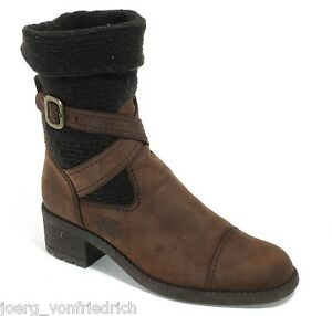 Chaussures Basses Bottes en Cuir Bottines Holly Jollys Hipster Blogger 38