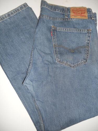 Bleu Denim 505 849809015972 Classique Levi's Jambe Ordinaire 40 32 Jeans Medium Droite X FPPqZv4w