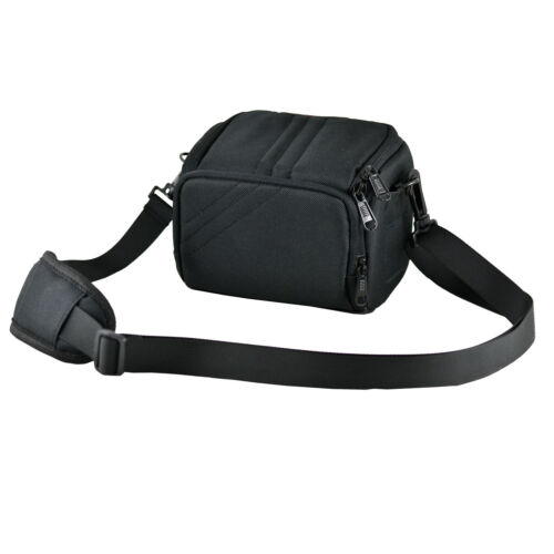 Als Negro cámara caso bolsa para Nikon 1 J1 J2 J3 S1 V1 V2 Coolpix S800c