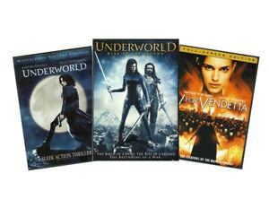 Underworld-Underworld-Rise-of-the-Lycans-New-DVD