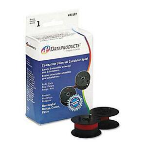 Data-Products-R3197-calculator-ribbon-spool-2-count-Nylon-Black-ribbon