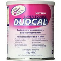 Nutricia Super Soluble Duocal Powder, Unflavored 14 Oz on Sale