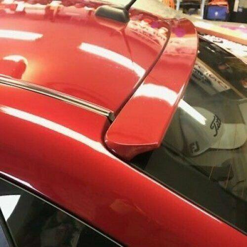 Stock VOR Rear Window Roof Spoiler For US Version 08~11 Ford Focus MK2 Sedan ✪