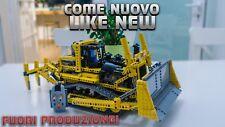 4580510 1 x NUOVA LEGO Technic piccolo VOLANTE DIAMETRO 3 BORCHIE NO