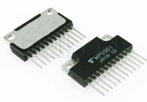 MP6901 Toshiba Integrierte Schaltung Reißverschluss /'/'UK Company SINCE1983 Nikko
