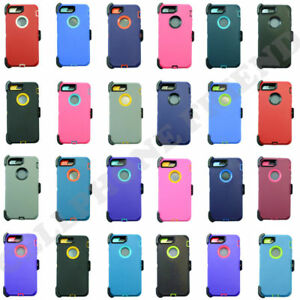 Wholesale-Lot-For-Apple-iPhone-8-Case-Belt-Clip-fits-Otterbox-Defender
