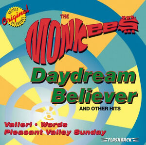 The-Monkees-Daydream-Believer-and-Other-Hits-1998-CD-NEW-SPEEDYPOST