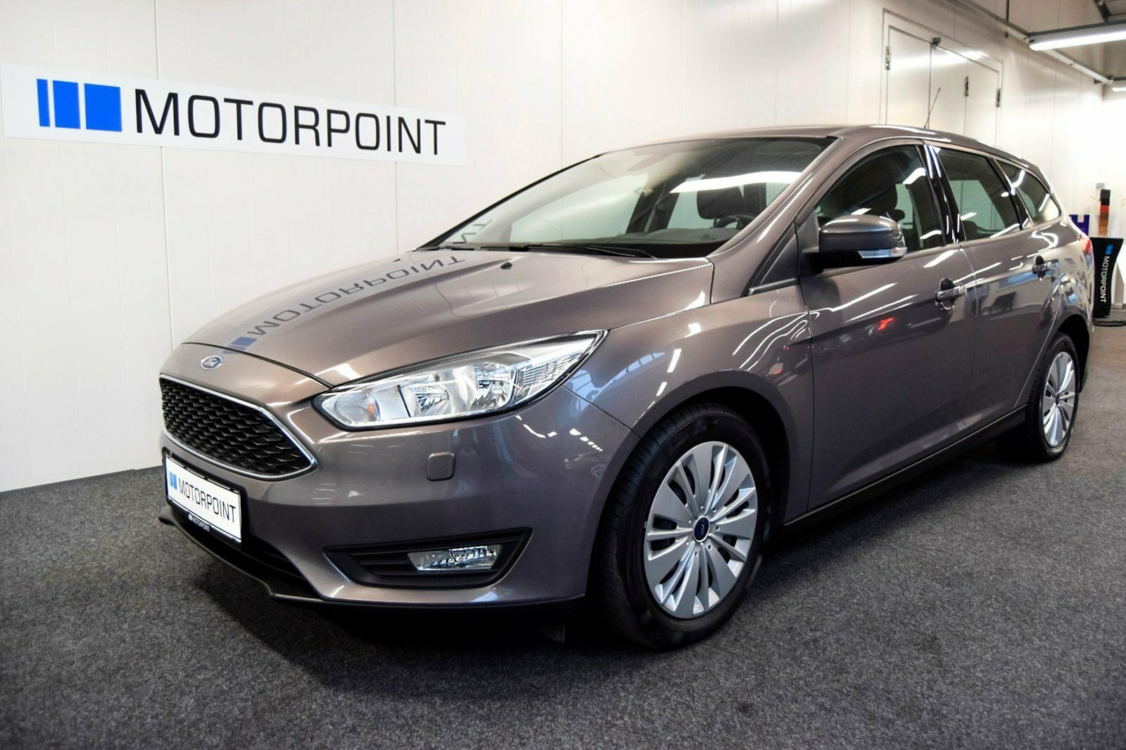 Ford Focus 1,0 SCTi 125 Business stc. 5d - 169.900 kr.