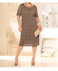 46 Dress Party Lace 44 Gr 1015510578 Goldfarben Marques Zvwnfxw