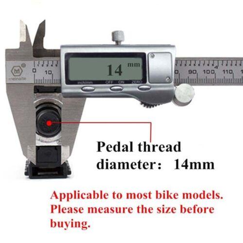 Road Folding MTB Bike Bicycle Pedal Sealed Bearing Steel Flat-Platform Pedals AL