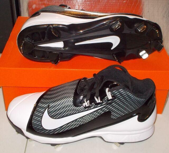 7406d97401e Nike 807130 Swingman Legend MVP 2 Mens Baseball Metal Cleats Size 11 ...