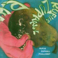 RUFUS ZUPHALL - Phallobst - CD 1971 Krautrock Longhair