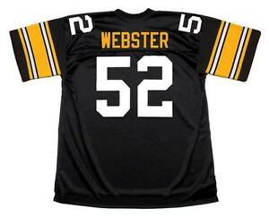 Image is loading MIKE-WEBSTER-Pittsburgh-Steelers-1979-Throwback-Home-NFL- 3db1d0b0f
