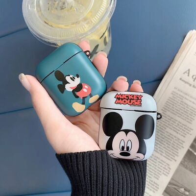 DISNEY COLLECTION Wireless Airpod Case Wallpaper Tv Show Comics Cute Movies Mickey Clubhouse Mouse