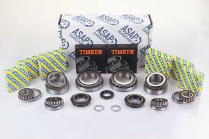 Alfa-Romeo-Mito-M32-Vitesse-25mm-Entree-Ameliore-Kit-Reparation-Roulement-8