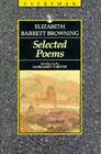 Selected Poems by Elizabeth Barrett Browning (Paperback, 1992)
