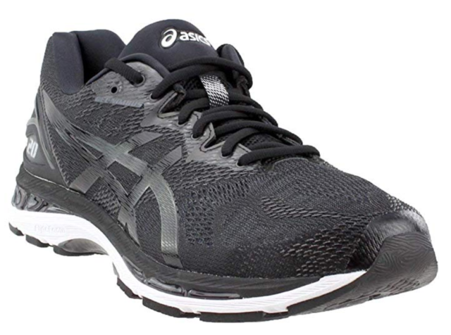 super populaire a0c51 46d4d ASICS GEL Nimbus 20 Size US 10 2e Wide EU 44 Men's Running Shoes Black T801n