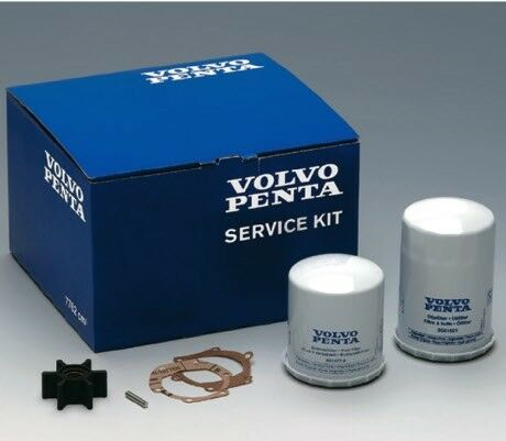 Volvo Penta Engine Service Kit 21189422 MD2030 MD2040 D1-30 and D2-40
