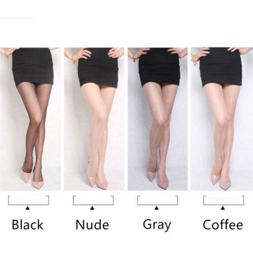 1 pair Plus Size Nylon Hosiery Lingerie Pantyhose Toe Stockings Ankle Stockings
