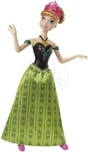 Disney Frozen Anna Elsa's Sister Singing Doll. 12 inch, 'For the First Time'