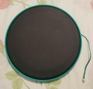 Replacement-Guitar-Hero-Band-Hero-OEM-Drum-Pad-Green-Xbox-Playstation-Wii