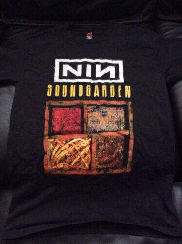 Nine Inch Nails, Soungarden Original Tour Shirt 20