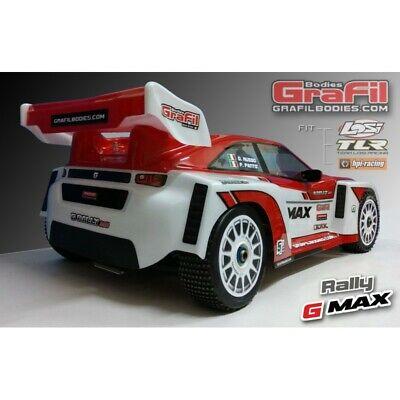 GraFil Rally G-MAX body for LOSI 5ive T TLR 5B Mini T Baja 5B MCD RR5