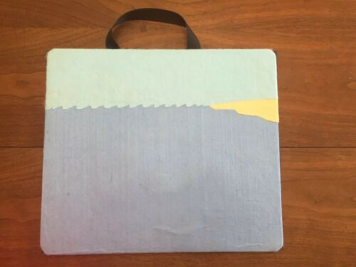 """Double Sided Self Standing Felt Flannel Board With Handle 15"""" X 12 1//2"""""""