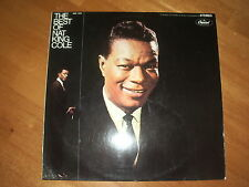 NAT KING COLE - THE BEST OF ! 1st GERMANY PRESS SMK 1020!