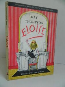 Éloïse De Nueva York Kay Thompson Dibujos Hilzry Knight Ediciones La Puente Real