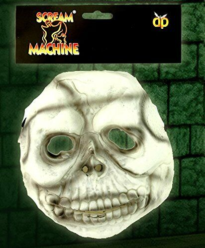 Scream Machine Branded  Skeleton  Mask For Halloween party Scary