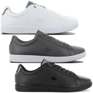 f3de0bfb5ea3a Lacoste Carnaby Evo 417 2 Spm Leather Men s Sneakers Shoes Leather ...