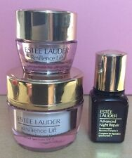 ESTEE LAUDER 2PIECE SET RESILIENCE LIFT EYE AND DAY FACE CREAM PLUS 🎁