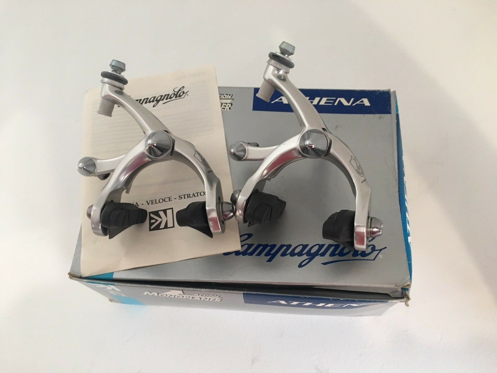 FRENI BRAKES MODELLO ATHENA ORIGINALE CAMPAGNOLO BR22AT