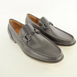 a70ce0778d6 Image is loading Reaction-Kenneth-Cole-Crespo-Faux-Leather-Loafer-Men-