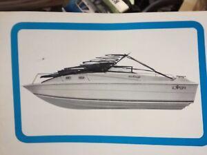 Chantiers Mare Ecstasy 7 Bateau Brochure De Publicité '70 Nautica Boat Yacht