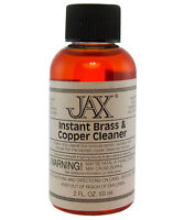 Instant Cleaner For Copper,brass, Etc 2 Oz Bottle By Jax