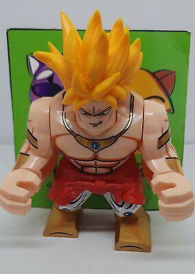 Dragon Ball Super Big Lego Compatible Figure Super Saiyan Broly