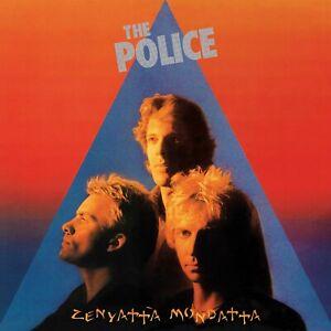 Police-ZENYATTA-MONDATTA-180g-LIMITED-New-Sealed-Black-Vinyl-Record-LP