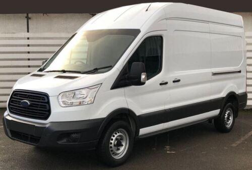 Main Gauche Côté Passager Chauffé Aile Porte Miroir Verre Pour Ford Transit 2014-On