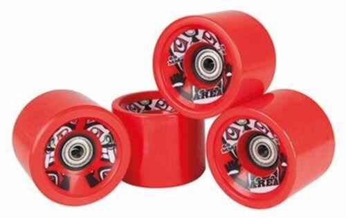 Area Longboard Rollen Wheels Set ABEC 5 od 7 Kugellager Passen für viele Modelle