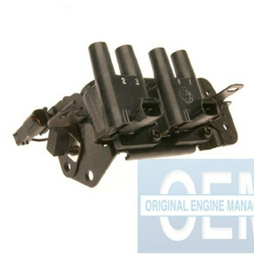 Ignition Coil Original Eng Mgmt 50037 fits 01-05 Hyundai Accent 1.6L-L4