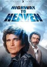 Highway to Heaven - The Complete Third Season 3 Three (DVD, 2014, 5-Disc Set)